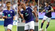 Anderlecht gebruikte na drie speeldagen al 22 (!) spelers