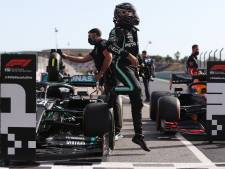 Hamilton eist in extremis pole op, Verstappen start als derde