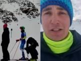 """Deze Belg kan als één van de weinigen skiën in Oostenrijk tijdens lockdown: """"Iedereen moet verplicht licentie kunnen voorleggen"""""""