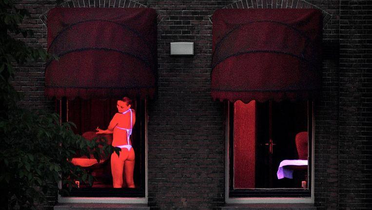 Linda Terpstra: 'Vrouwen en mannen die in de prostitutie werken zijn kwetsbaar.' Beeld Joost van den Broek / de Volkskrant
