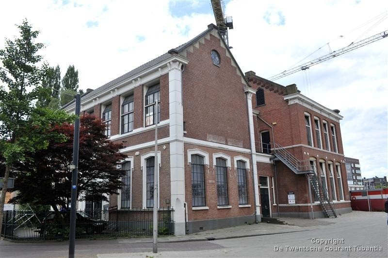 De Fabrieksschool.