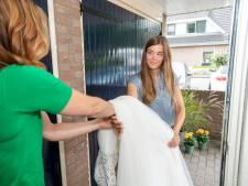Eindelijk gaat Julia (25) trouwen. En dan veranderen plots de coronaregels: 'Mijn moederhart bloedt'