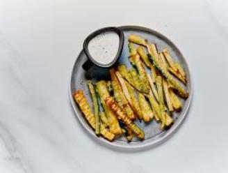 Maak groentefrietjes als gezond alternatief