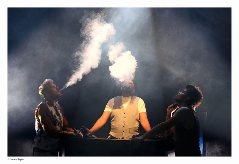 Christine van Stralen de musical Beeld Sanne Peper