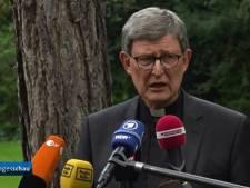 Misbruikschandaal Keulen: paus laat omstreden kardinaal in functie ondanks 'grote fouten'