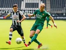 LIVE | Strijd om play-offs: Fortuna leidt na blunder Pasveer, Feyenoord scoort nog altijd niet