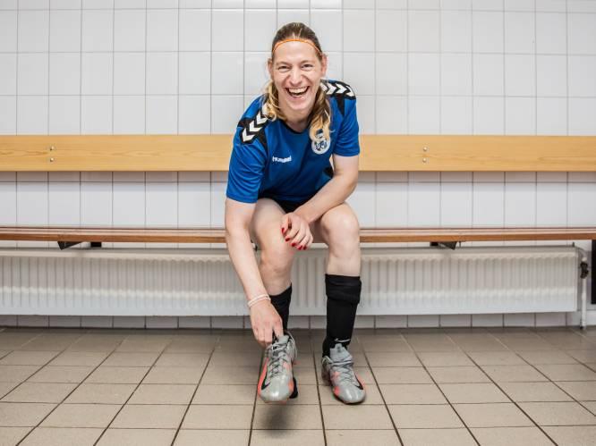 Voetballer Marjolein is in transitie: 'Dat ze me direct Marjolein noemden deed me goed'