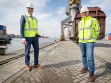 Nieuwe spoorterminal moet CCT helpen groeien op Moerdijk: 'Eén miljoen containers... Moet lukken, toch?'