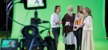 Sint-Petrusbasiliek, de movie en the making of...