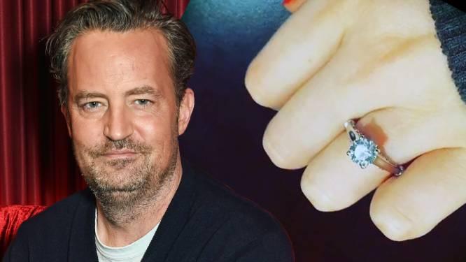 Huwelijkscontract, alcohol verboden en één 'Friends'-collega die niet mag komen: dreigt bruiloft van Matthew Perry fout te lopen?