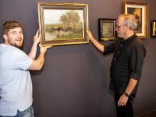 Bladel koopt drie werken van 'Kempenschilders' Gindra en De Buck: 'Het is niet zo dat we ze allemaal willen hebben'