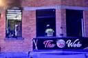 De brand vernielde de keuken op de eerste verdieping boven het gloednieuw wokrestaurant, in de Wandelingstraat in Kortrijk.