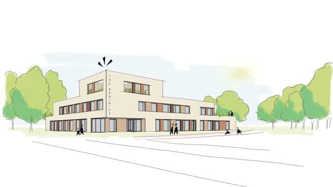 Miljoenen voor twee nieuwe scholen in en om centrum Duiven: plan voor 'Remigius' naast gemeentehuis