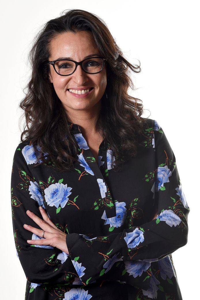 Hakima Darhmouch a décidé de se lancer dans l'entrepreneuriat.