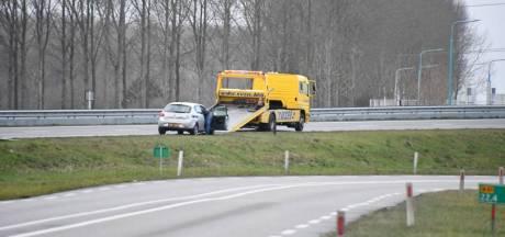 Sluiskiltunnel tijdelijk dicht vanwege ongeval