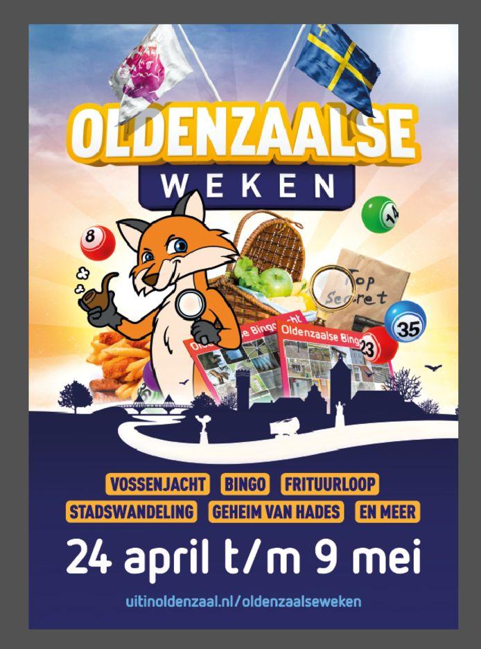 Komende meivakantie is de première van de Oldenzaalse weken volgens de coronaregels.
