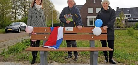 Samen een praatje maken op Buurtbenkskes Schaijk, Reek en Zeeland