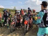Motorcrosser Clement Desalle geeft les bij RES in Axel