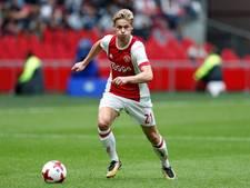 Frenkie de Jong gaat contract verlengen: 'Dat komt wel goed'