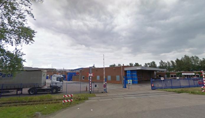 Chemie Pack, foto Google Streetview