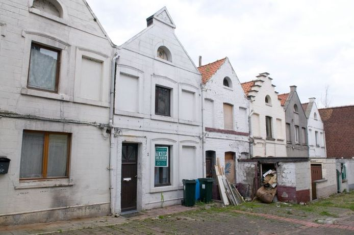 Koer Devos, gebouwd tussen 1890 en 1893 en beschermd als monument in 1994.