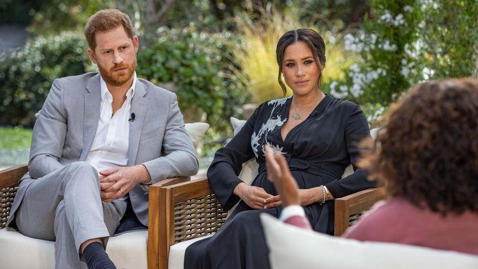 Meghan et Harry ont accordé une interview explosive de deux heures à la star de la télévision américaine, Oprah Winfrey