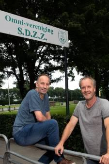 Trainersduo Berendsen/Derksen weg bij SDZZ: 'Er was een onwerkbare situatie ontstaan'
