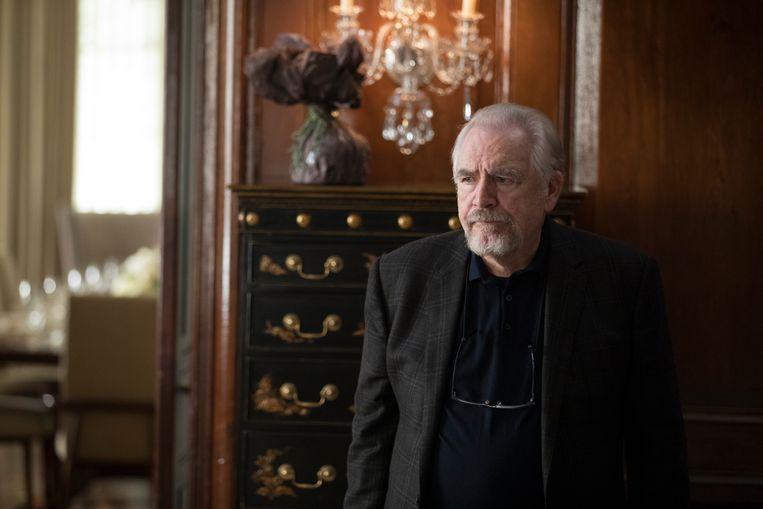 Brian Cox in 'Succession'. Beeld CRAIG BLANKENHORN