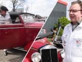 Norman uit Hengevelde heeft een Lancia Artena uit 1938
