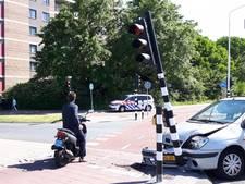 Drie gewonden bij botsing Sterrenlaan in Eindhoven