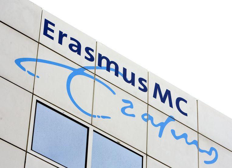 Het Erasmus MC doet samen met het Catharina Ziekenhuis in Eindhoven mee aan een international wetenschappelijk onderzoek naar de afbreekbare buisjes. Foto ANP Beeld