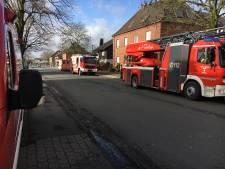 Brandweer verwijdert 50 meter lang oliespoor in Duitse Vreden