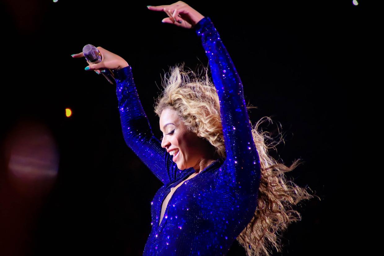 Beyoncé is deze 63ste editie negen keer genomineerd voor een Grammy Award. Beeld © Beyoncé