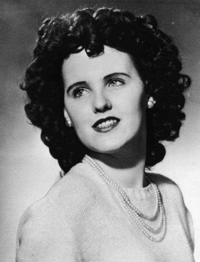 Elizabeth Short, aka de Black Dahlia