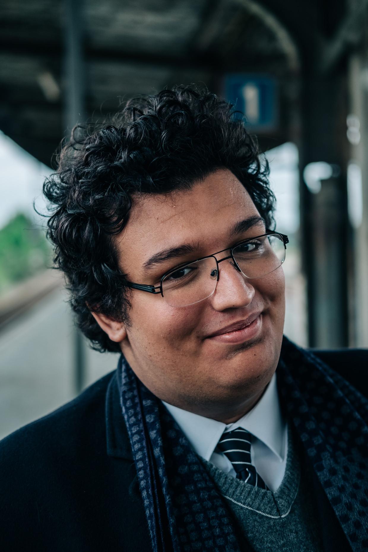 Othman El Hammouchi.
