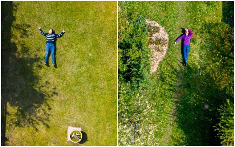 Wat voor de ene de perfecte tuin is om tot rust te komen, is voor de andere een bron van (lichte) ergernis. En vice versa. Beeld Photo News