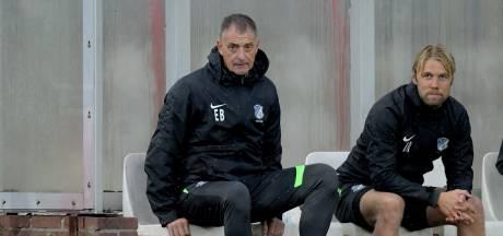 Ivo Rossen zet in de schaduw van Ernie Brandts flinke stappen bij FC Eindhoven