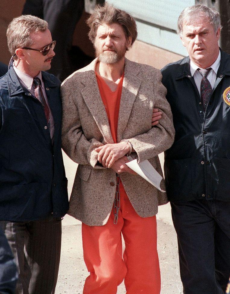 Ted Kaczynski. Beeld PHOTO_NEWS
