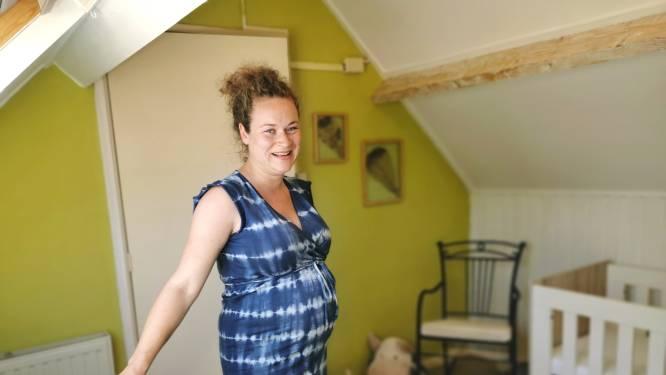 Zwangere Lois (27) belandt met corona op ic: 'Ik kreeg geen lucht meer, verschrikkelijk'