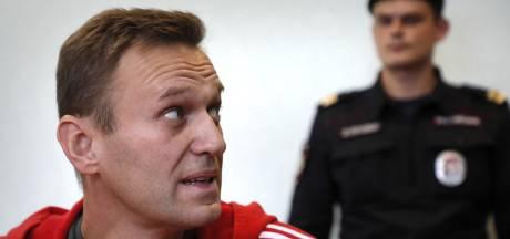 Navalny menacé de prison en cas de retour en Russie