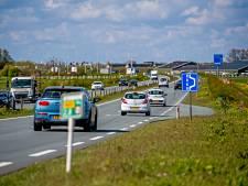 Snelheidsduivel racet met 163 km/u over provinciale weg en mag rijbewijs inleveren