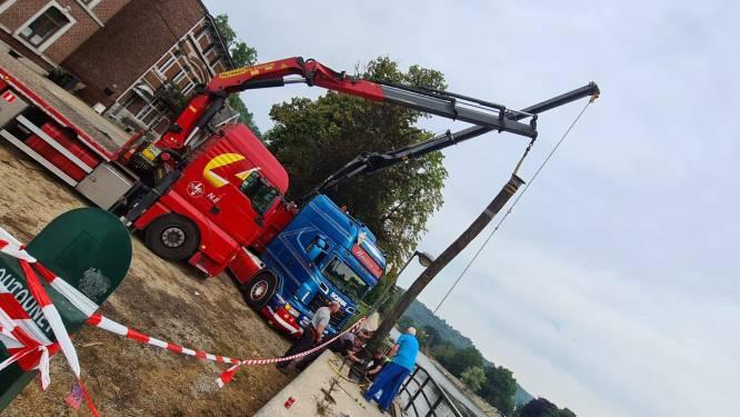 Transportbedrijf uit regio vervoert zware pompen naar getroffen gebieden in Wallonië om water weg te pompen