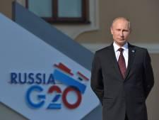 """Poutine qualifie d'""""hystérie"""" les accusations d'ingérence dans les élections aux USA"""