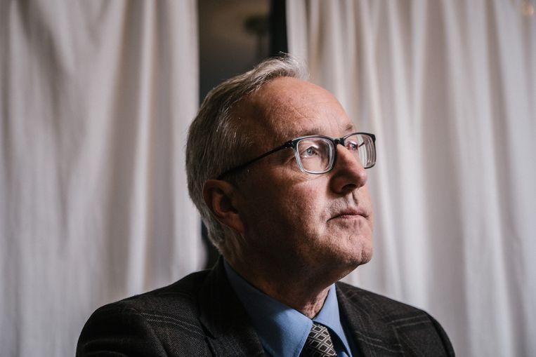 Rudy Coddens wil Daniël Termont opvolgen als burgemeester van Gent. Al moeten de sp.a-leden eerst nog groen licht geven. Beeld Wouter Van Vooren
