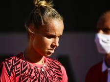 Rus laat kans op haar eerste WTA-titel liggen tegen Paolini