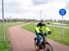 Snelfietspad F58 dreigt fors duurder te worden, Bergen op Zoom en Roosendaal trappen op de rem