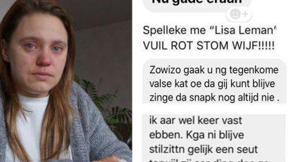 """""""Hoog tijd dat je tussen de planken onder de grond ligt"""": lokale schlagerzangeres wordt al twee jaar gestalkt en bedreigd"""