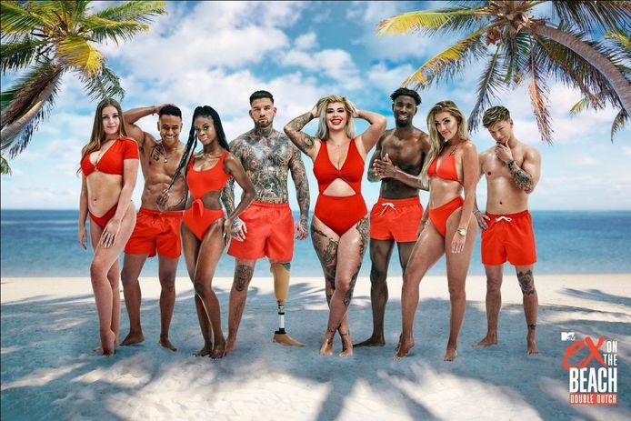 Cast zevende seizoen 'Ex on the Beach: Double Dutch'