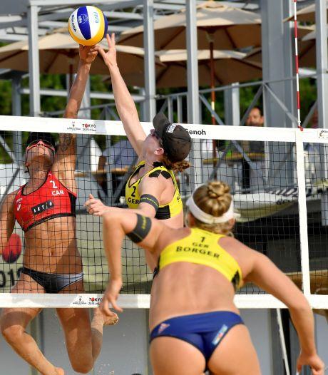 Les joueuses pourront porter les bikinis lors du tournoi de beach-volley de Doha