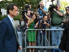 Celstraf ex-Congreslid Weiner voor sexting met 15-jarig meisje